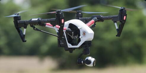 编程无人机面对不确定性飞行的缘由